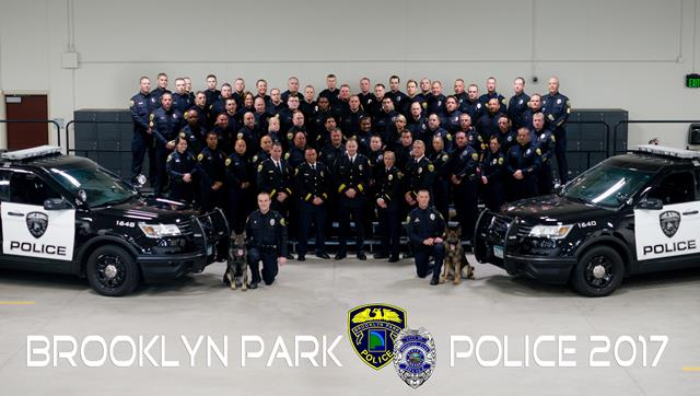 Brooklyn Park Police 2017