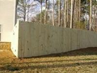 Fence Maintenance Allowed