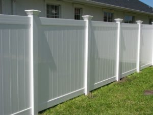 Fence Type Allowed wooden