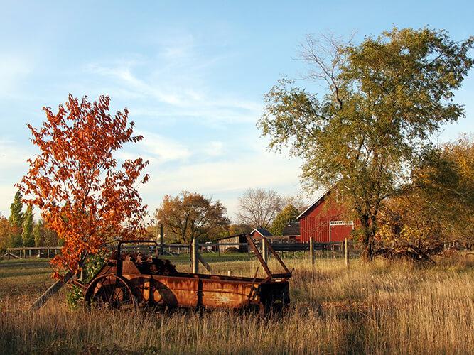 Historic Eidem Farm