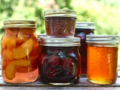 Home business canning jars