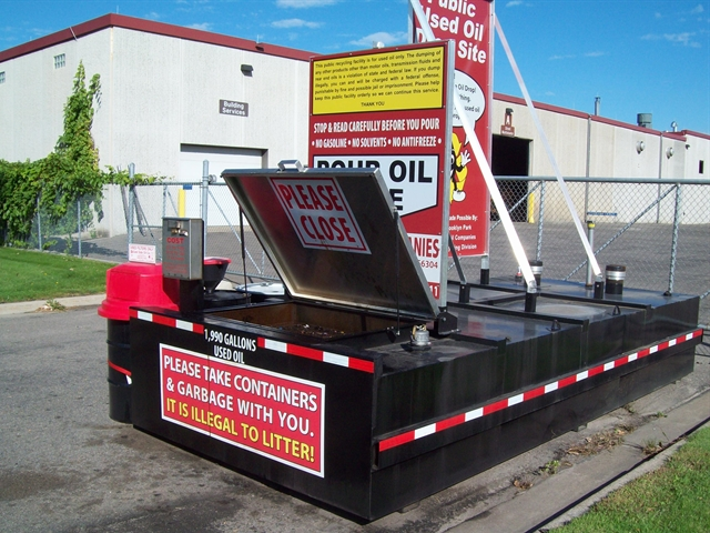 Oil Disposal