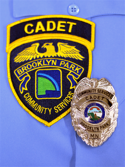 Police Cadets Badge