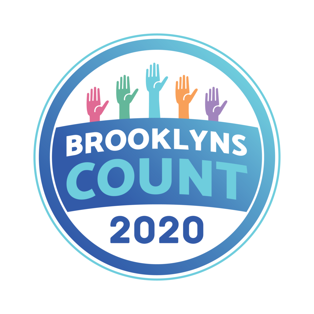 Brooklyns Count 2020 logo
