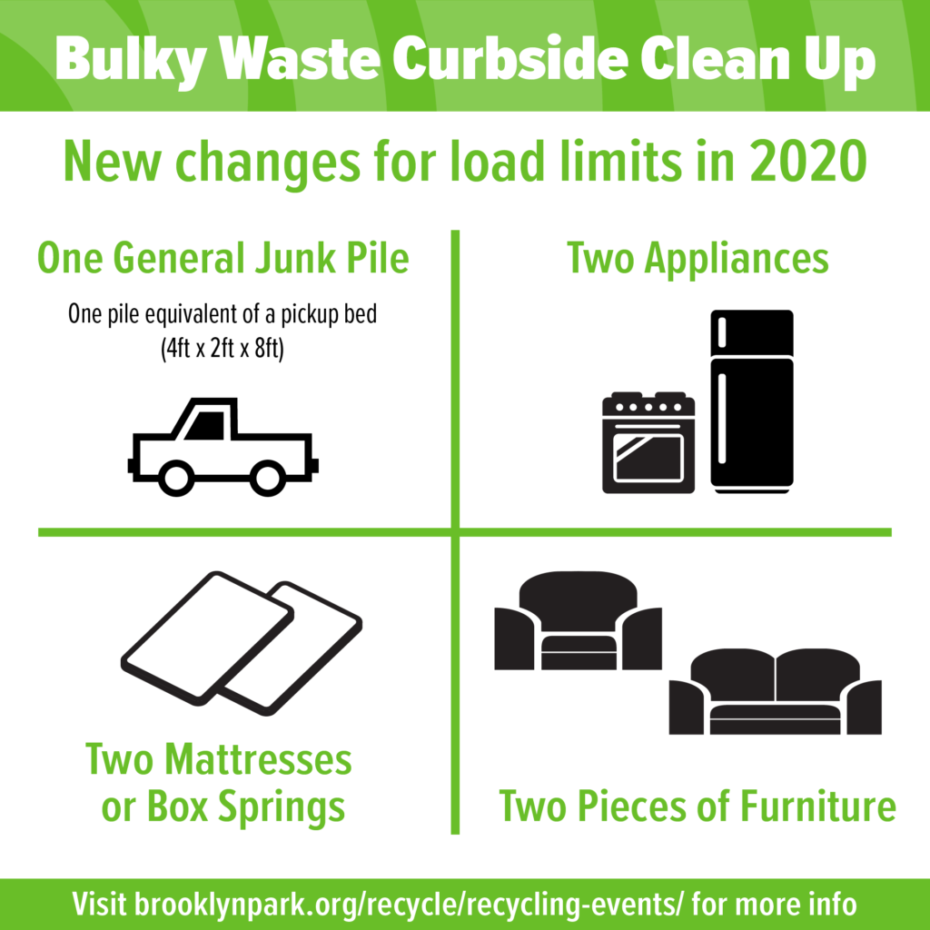 Bulky Waste Curbside Clean Up