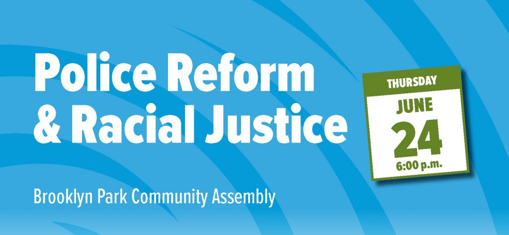 Police reform and racial justice
