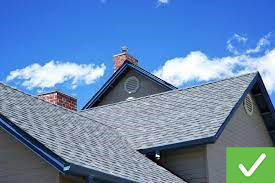 This roof is in good condition.